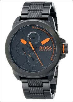 BOSS 1513157 New York Watch Review – Functionality With Style