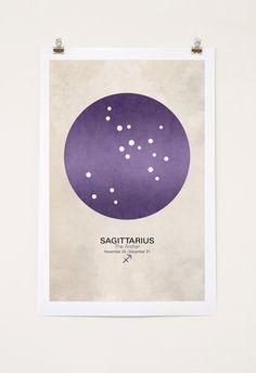 Sagittarius Art Sagittarius Constellation by cegphotographics, $34.00