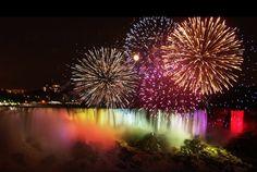 Happy 4th of July from Niagara Falls!