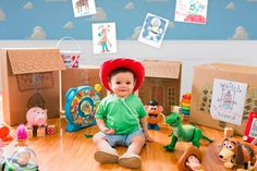 Toy Story Photo Shoot Theme