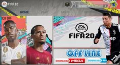 Fifa Games, Soccer Games, Cell Phone Game, Offline Games, Association Football, European Soccer, Fc Chelsea, Fifa 20, Game Update