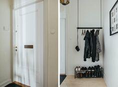 Cool Scandinavian apartment