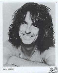 RushWorld says,  look at Alice Cooper, squeaky clean, all American boy! Enjoy RushWorld boards,  WELCOME TO MY NIGHTMARE ALICE COOPER TRIBUTE,  BEHIND THE MASK,  GRANDPA'S HORROR CLOSET and DOGS DRIVING CARS.  See you at RushWorld on Pinterest!