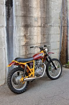 SR400 VMX: latest build by Brat Style - Japan