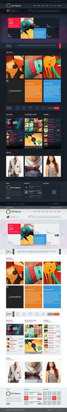 Inspirational UX/UI Design