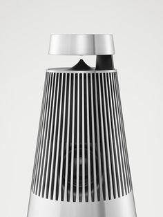 Aluminium lamellas on BeoSound 2.