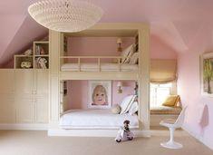 Tickled pink. | Photo: @williamwaldronphoto Design: Palmer Weiss by elledecor