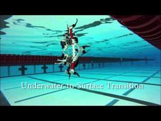 A drone that can fly float and dive underwater - At a glance the Loon Copter looks much like a conventional quadcopter just with a taller barrel-like body. The drone can land and float on water much like other craft but its party trick is the ability to fill its buoyancy chamber causing it to safely sink to a few meters beneath the surface.