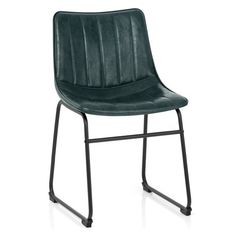 A retro design, the Tucker Chair Antique Green will transform your interior. Outdoor Chairs, Dining Chairs, Outdoor Furniture, Outdoor Decor, Sit Back, Seat Pads, Retro Design, Go Green, Foot Rest