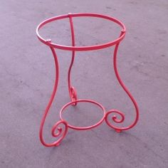 Table wrought iron. Customize Realizations. 624