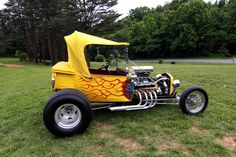 HOT ROD T Bucket
