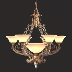 tuscan style chandelier | By Metropolitan Lighting-Tuscan Patina Finish Chandelier discount ...