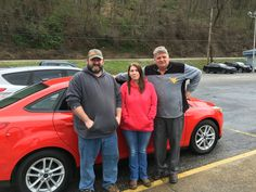 Johnny Dickens and the rest of the Turnpike Ford Team wish to thank Ray Alberty & Brenda Shelton for their business 😉👍