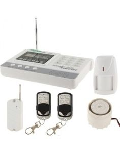 LED Voice Prompt Intelligent Anti-theft Alarm System, Frequency: 433MHZ