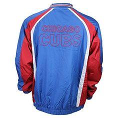 MLB Lightweight Pullover Windbreaker Jacket