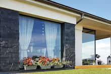 Dom w bodziszkach Design Case, Modern House Design, Farmhouse, Windows, Outdoor Decor, Country Houses, Kitchen Modern, Home, Architecture