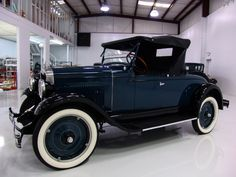1928 Chevrolet National National Series AB 2 Door Roadster