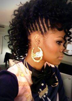 Top 100 Hairstyles 2014 for Black Women | herinterest.com