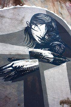 Street art | Mural by Pontello