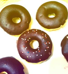 Donuts, Herbst 2014
