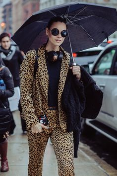 New York Fashion Week FW18 Street Style