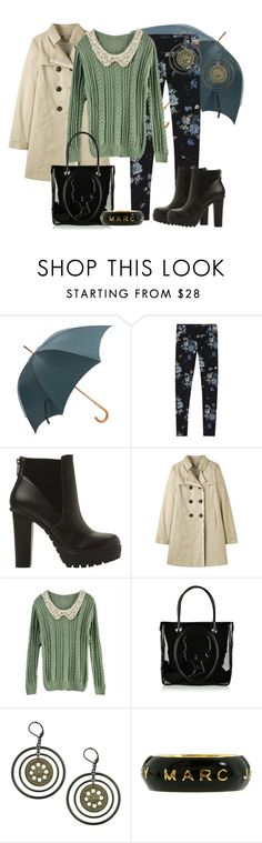 """""""Calzas y Leggins"""" by outfits-de-moda2 ❤ liked on Polyvore featuring Louis Vuitton, Talula, Steve Madden, Schumacher, Lulu Guinness, 1928 and Marc by Marc Jacobs"""