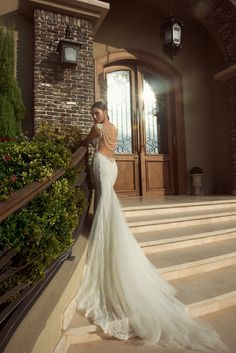 Galia Lahav Wedding Dress Collection: The Empress Collection