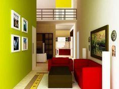 Interior Rumah Minimalis Sederhana untuk Rumah Tipe 36 dan Tipe 21
