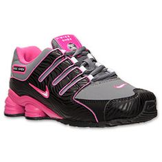 quality design 77b1d d9da8 Girls  Little Kids  Nike Shox NZ Running Shoes
