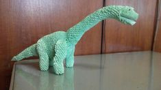 How to make origami brachiosaurus Tutorial at www.Youtube.com/c/onoyorigami