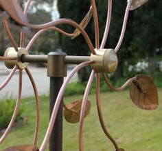 Beautiful Kinetic Wind Spinners, Copper Wind Spinners, Hanging Copper  Spinners And Garden Wind Spinners To Make Your Yard Stand Out Above The  Rest.