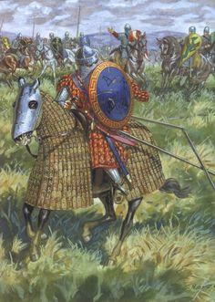 Medieval Roman cataphract