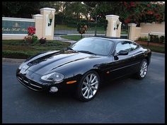2003 Jaguar XK8 Coupe 4.2L, Automatic
