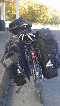 soma touring bike / #bicycle #touring