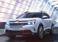 Citroën C5 Aircross China '2017