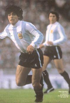 Young Maradona