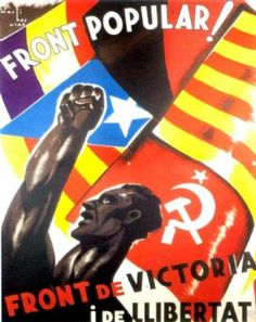 Popular Front poster