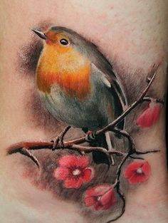 bird tattoo  #tattoo-inspiration