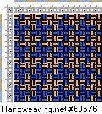 draft image: Figurierte Muster Pl. XXI Nr. 14, Die färbige Gewebemusterung, Franz Donat, 4S, 4T