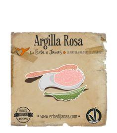 Argilla Rosa - Le Erbe di Janas
