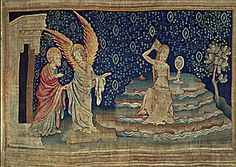Apocalypse D'Angers Tapestries