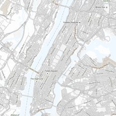 For kids. Spend more time with your children together doing some exciting things. Color our city map the way you like. New-York map, x Map Of New York, City Maps, Your Child, Children, Kids, Canvas, Prints, Color, Tela