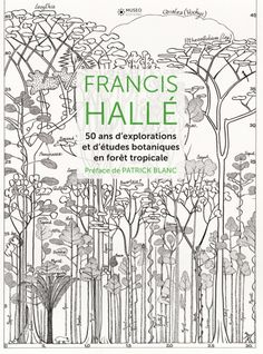 Expo Croquis de nature de Francis Hallé - Espace Krajcberg
