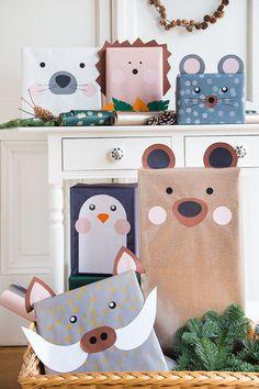 #Weihnachtsgeschenke kreativ verpacken #giftwrapping