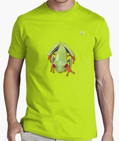 Camiseta Ranita Camiseta hombre clásica, calidad premium  19,90 € - ¡Envío…