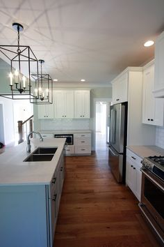 Gorgeous Kitchen With London Grey Quartz Countertops By Knoxvilleu0027s Stone  Interiors In Knoxville, TN!