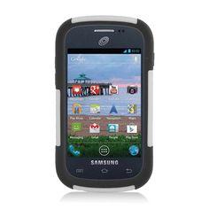 Samsung S738C Black Hybrid Stand Case