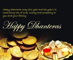 Dhanteras ka ye pyara tyohar, Jeevan me laye khushiya appar, MATA LAXMI viraje aapke dwaar, Sabhi kamna aapki kare sweekar. Dhanteras Wishes Images, Happy Dhanteras Wishes, Quotes Gif, Wish Quotes, Facebook Image, For Facebook, What Is Diwali, Navratri Quotes, Navratri Greetings