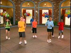 ▶ kids walk - even bewegen (eenvoudige bewegingen) YouTube