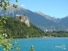 Castelo e Lago de Bled